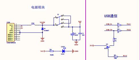 stm32f103c8t6是一款集成电路,芯体尺寸为32位,程序存储器容量是64kb